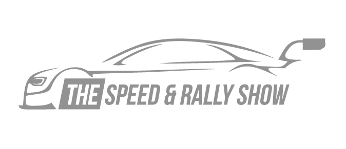 Speed & Rally logo 18 grey