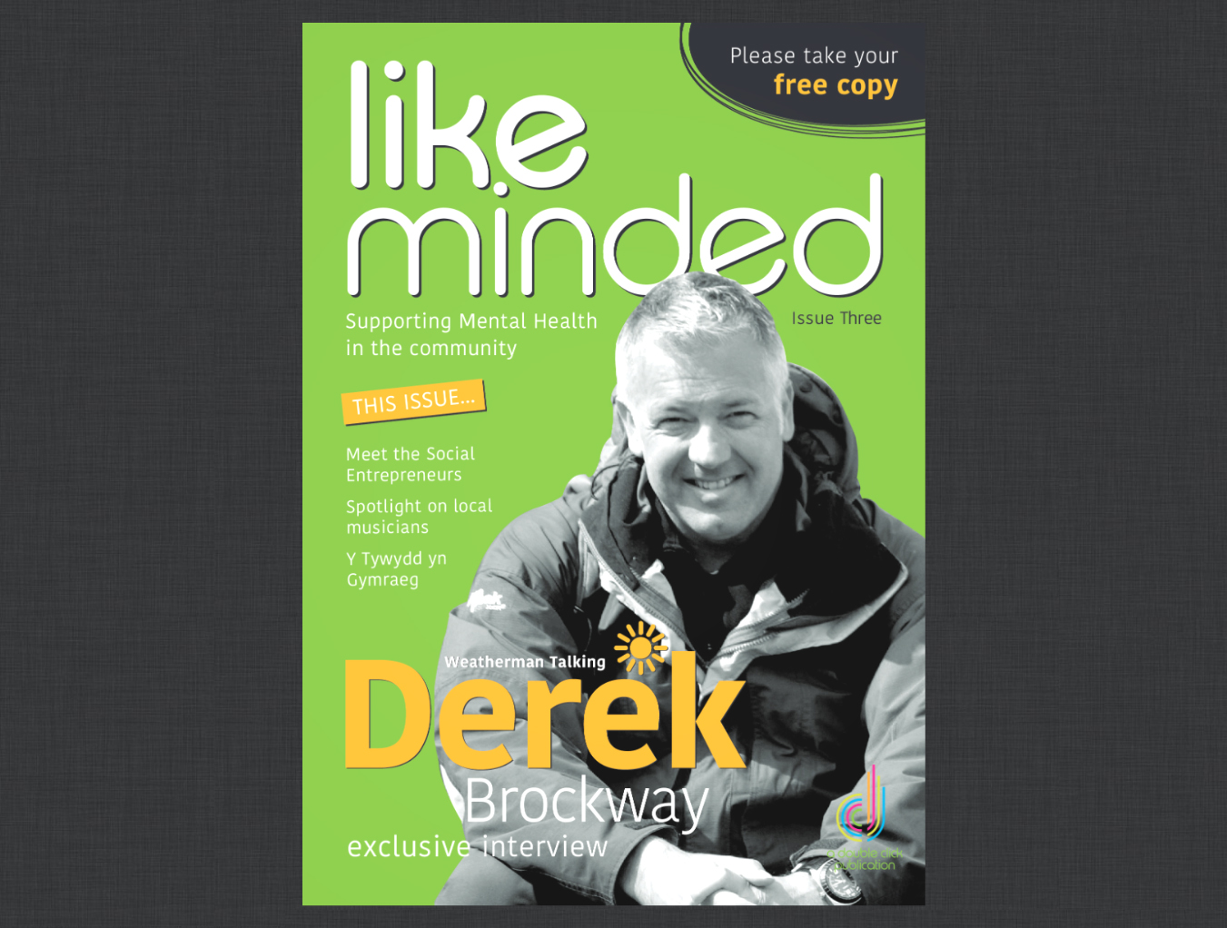Like Minded Issue 3
